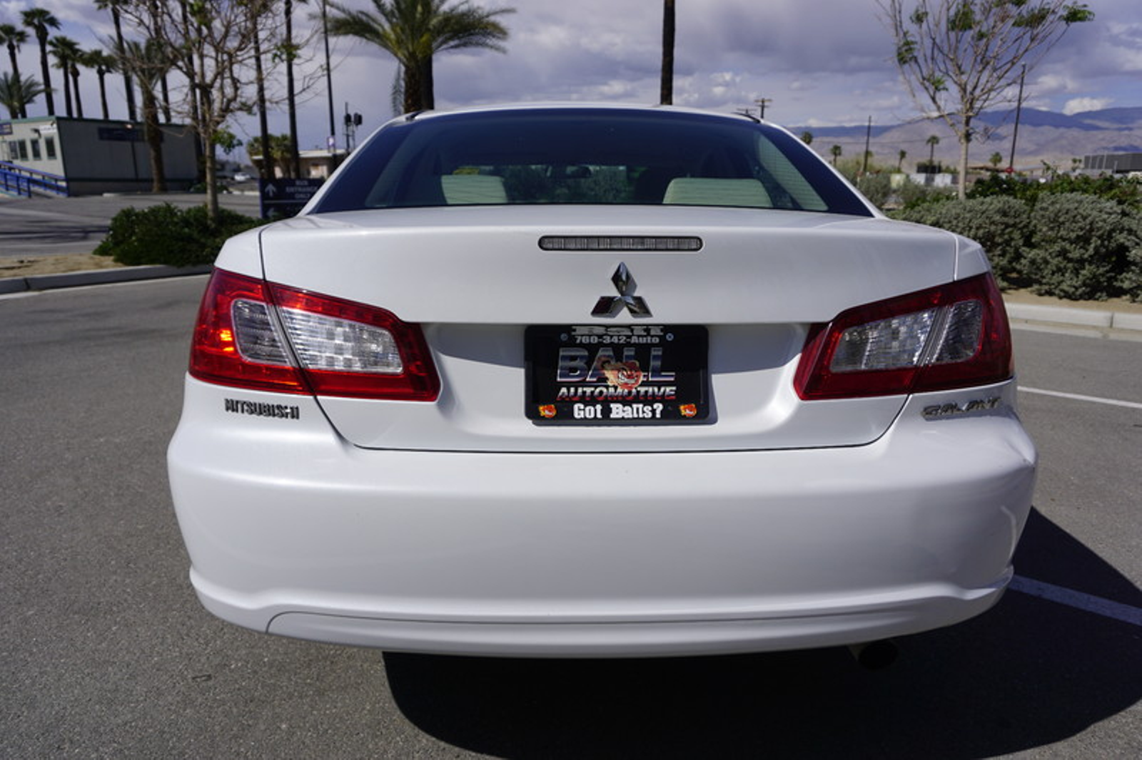 2012 mitsubishi galant se city ca ball automotive in cathedral city