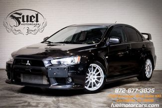 2012 Mitsubishi Lancer Evolution GSR With Upgrades in Dallas TX