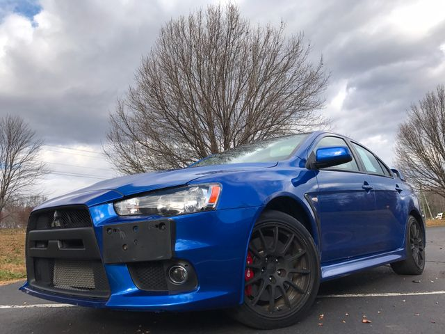 2012 Mitsubishi Lancer Evolution GSR Leesburg, Virginia 1