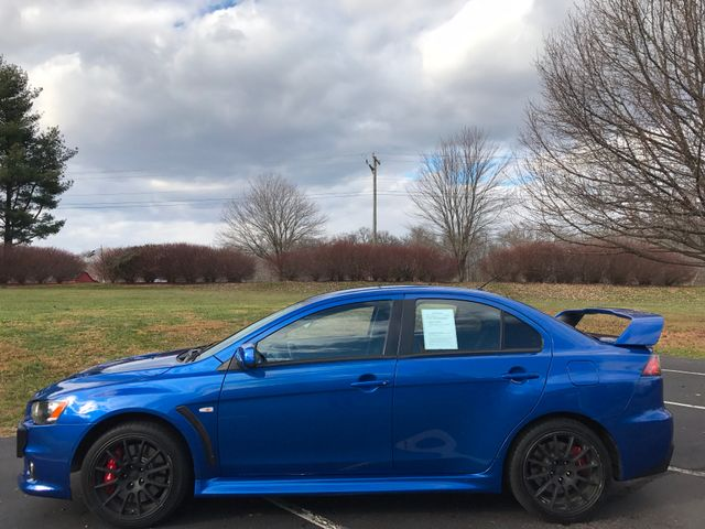 2012 Mitsubishi Lancer Evolution GSR Leesburg, Virginia 4