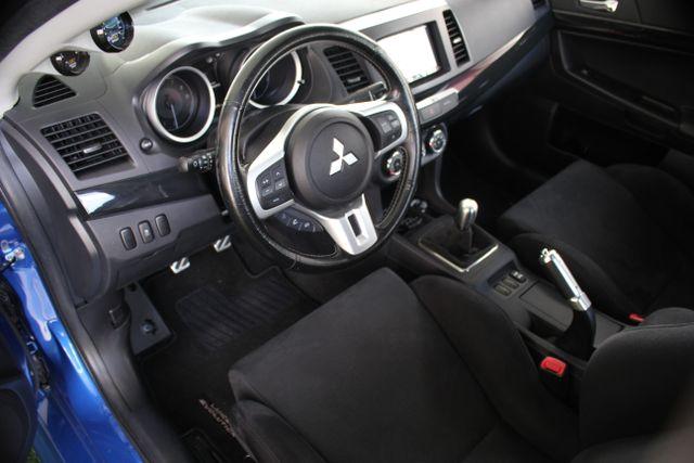 2012 Mitsubishi Lancer Evolution Lowered GSR Mooresville , NC 4