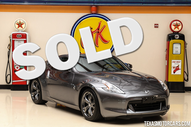 2012 Nissan 370Z This Carfax 1-Owner 2012 Nissan 370Z is in great shape with only 21 492 miles T