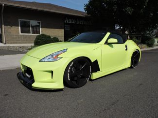 2012 Nissan 370Z Touring Roadster Customized Bend, Oregon 5