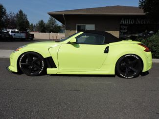 2012 Nissan 370Z Touring Roadster Customized Bend, Oregon 6