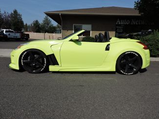 2012 Nissan 370Z Touring Roadster Customized Bend, Oregon 1