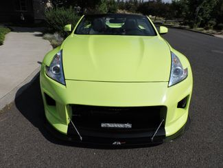 2012 Nissan 370Z Touring Roadster Customized Bend, Oregon 4