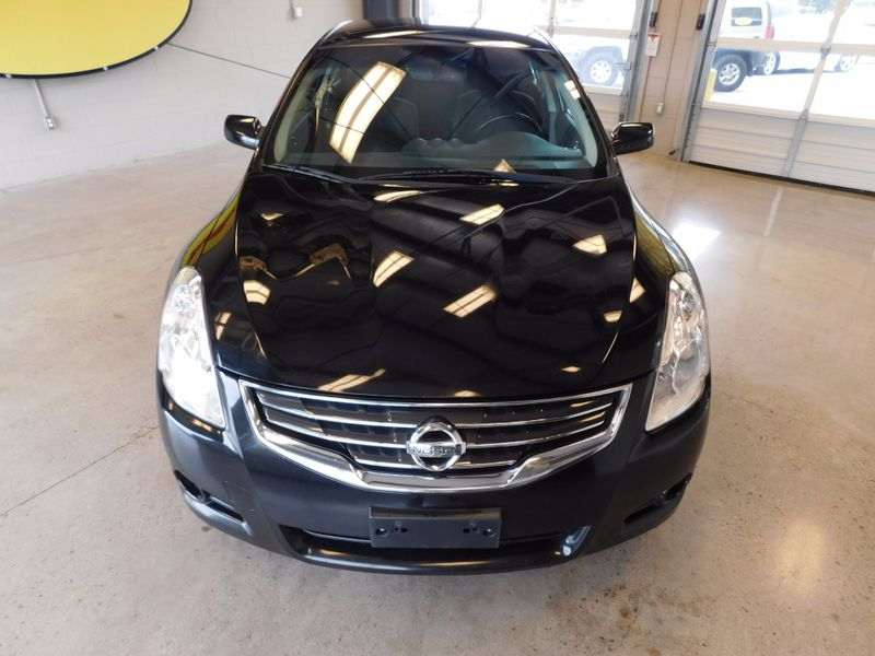 2012 Nissan Altima 25 S  city TN  Doug Justus Auto Center Inc  in Airport Motor Mile ( Metro Knoxville ), TN