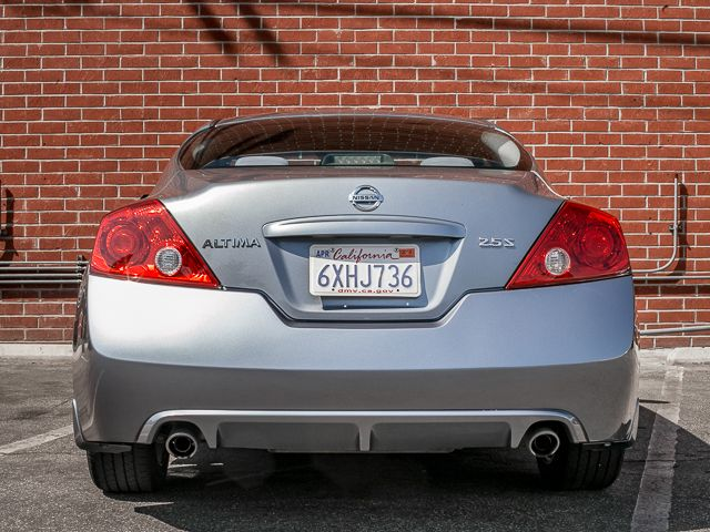 2012 Nissan Altima 2.5 S Burbank, CA 3