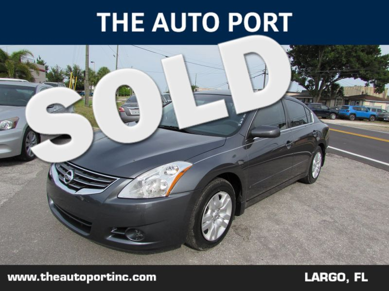 2012 Nissan Altima 2.5 S | Clearwater, Florida | The Auto Port Inc in Clearwater Florida