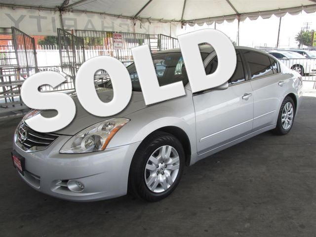 2012 Nissan Altima 25 This particular vehicle has a SALVAGE title Please call or email to check