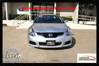 2012 Nissan Altima 2.5 S in Garland
