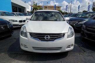 2012 Nissan Altima 2.5 S Hialeah, Florida 1