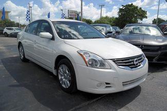 2012 Nissan Altima 2.5 S Hialeah, Florida 2