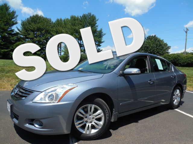 2012 Nissan Altima 2.5 SL Leesburg, Virginia 0