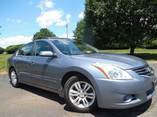 2012 Nissan Altima 2.5 SL Leesburg, Virginia 1