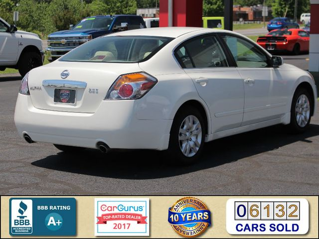 2012 Nissan Altima 2.5 S - POWER EVERYTHING - BLUETOOTH! Mooresville , NC 2