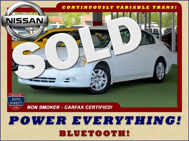 2012 Nissan Altima 2.5 S - POWER EVERYTHING - BLUETOOTH! Mooresville , NC 0