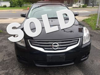 2012 Nissan Altima 2.5 SL  One Owner Clean Carfax New Brunswick, New Jersey