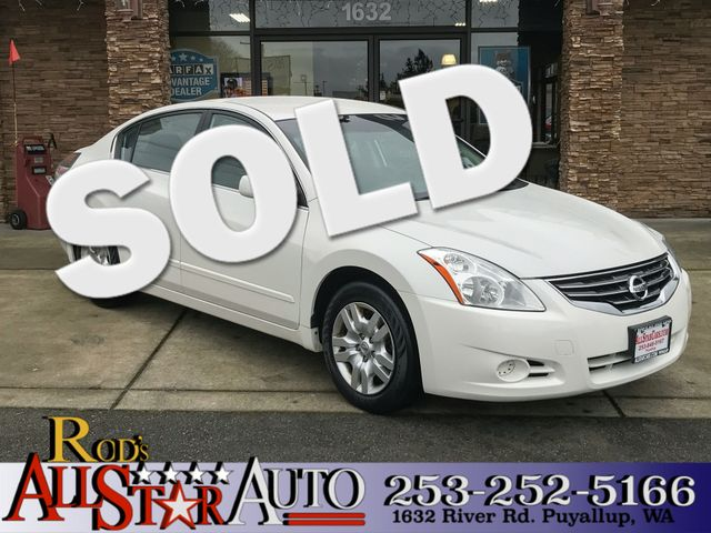 2012 Nissan Altima 25 S The CARFAX Buy Back Guarantee that comes with this vehicle means that you