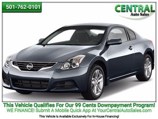 2012 Nissan ALTIMA/PW  | Hot Springs, AR | Central Auto Sales in Hot Springs AR