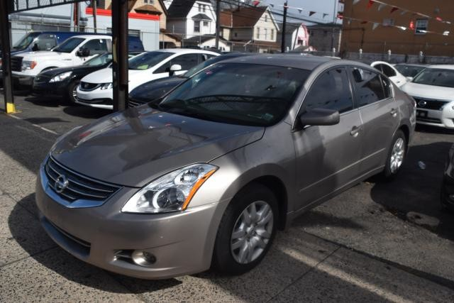 2012 Nissan Altima 4dr Sdn I4 CVT 2.5 Richmond Hill, New York 0