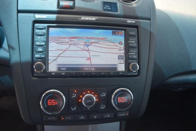 2012 Nissan Altima 3.5 SR Richmond Hill, New York 12