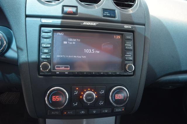 2012 Nissan Altima 3.5 SR Richmond Hill, New York 13