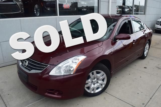 2012 Nissan Altima 2.5 S Richmond Hill, New York 0
