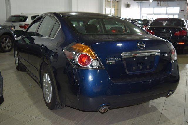 2012 Nissan Altima 2.5 S Richmond Hill, New York 2
