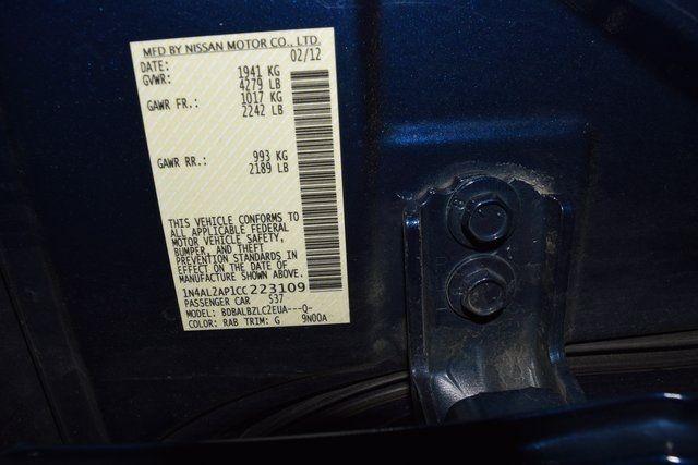 2012 Nissan Altima 2.5 S Richmond Hill, New York 36