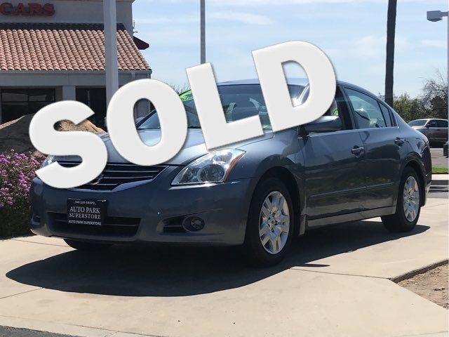 2012 Nissan Altima 2.5 S | San Luis Obispo, CA | Auto Park Sales & Service in San Luis Obispo CA