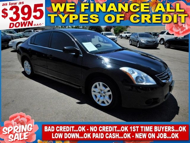 2012 NISSAN ALTIMA 25S Limited warranty included to assure your worry-free purchase AutoCheck re