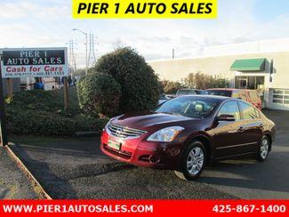 2012 Nissan Altima 2.5 SL Seattle, Washington 14