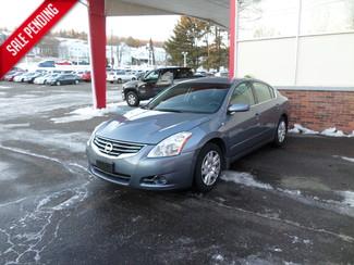 2012 Nissan Altima in WATERBURY, CT