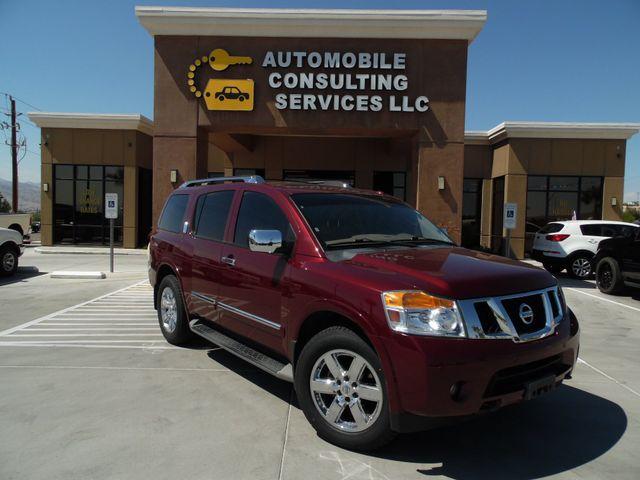 2012 Nissan Armada Platinum Bullhead City, Arizona 45
