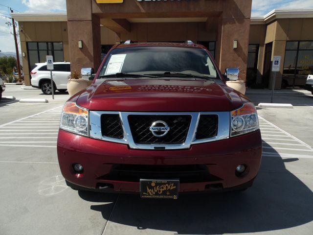 2012 Nissan Armada Platinum Bullhead City, Arizona 1