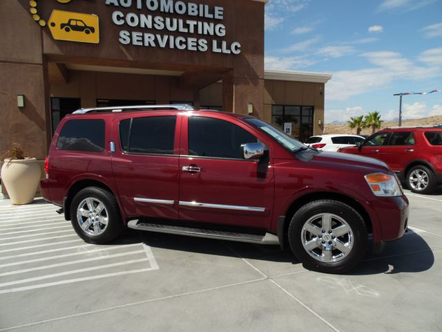 2012 Nissan Armada Platinum Bullhead City, Arizona 10