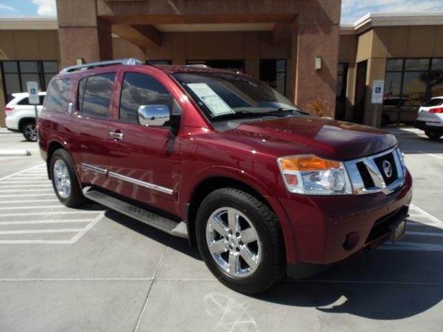 2012 Nissan Armada Platinum Bullhead City, Arizona 11