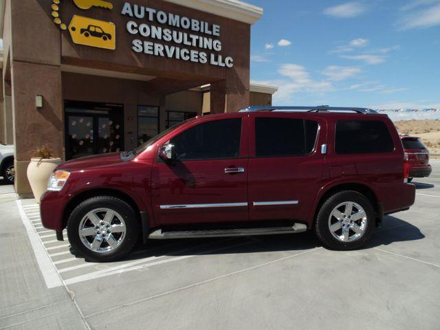 2012 Nissan Armada Platinum Bullhead City, Arizona 3