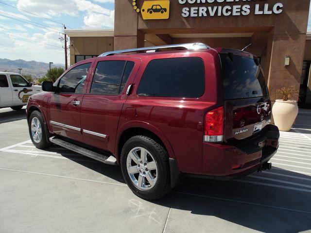 2012 Nissan Armada Platinum Bullhead City, Arizona 5