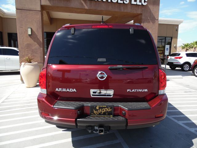 2012 Nissan Armada Platinum Bullhead City, Arizona 7