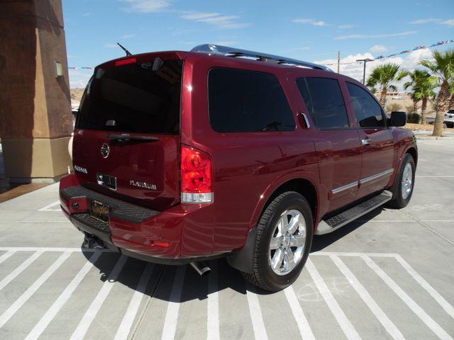 2012 Nissan Armada Platinum Bullhead City, Arizona 8