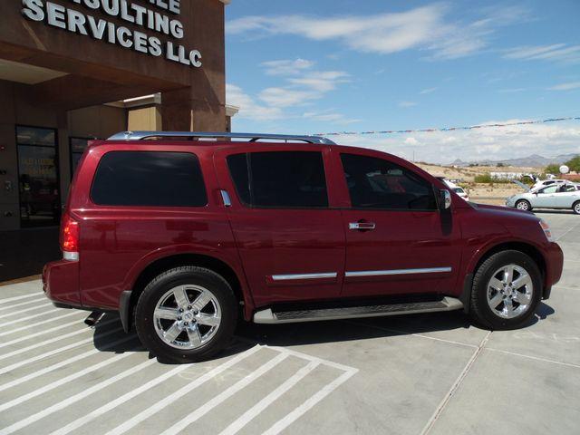 2012 Nissan Armada Platinum Bullhead City, Arizona 9