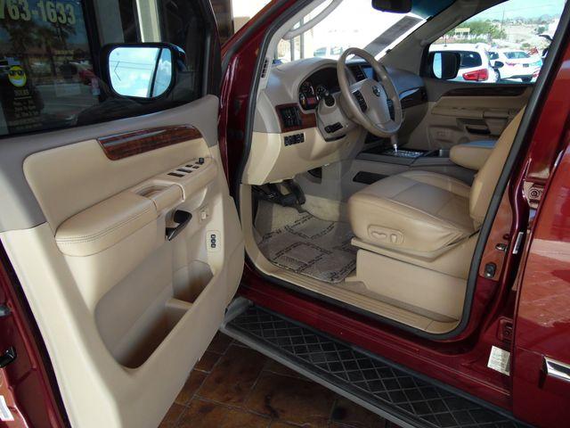 2012 Nissan Armada Platinum Bullhead City, Arizona 12