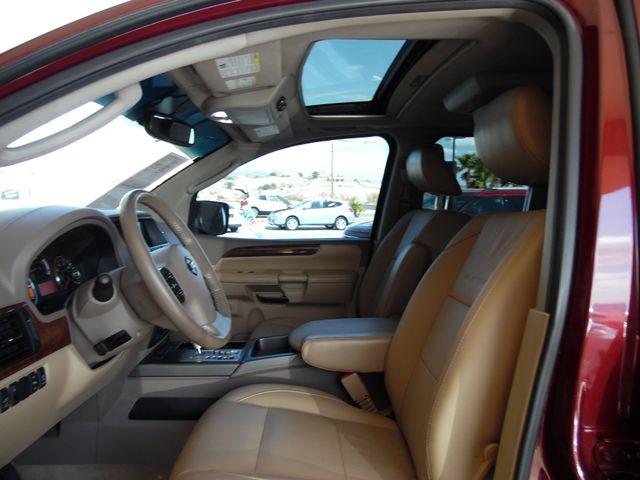2012 Nissan Armada Platinum Bullhead City, Arizona 13