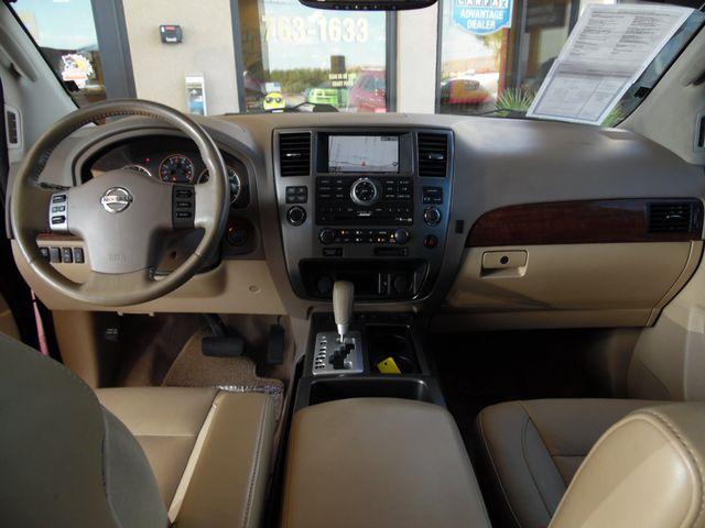 2012 Nissan Armada Platinum Bullhead City, Arizona 15
