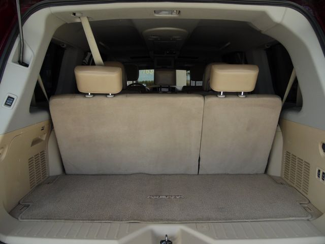 2012 Nissan Armada Platinum Bullhead City, Arizona 41