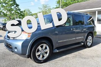 2012 Nissan Armada in Picayune MS