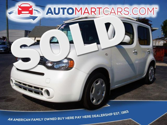 2012 Nissan cube in Nashville Tennessee