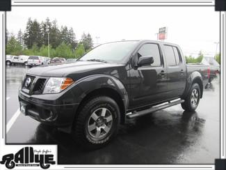 2012 Nissan Frontier PRO-4X 4WD  4.0LV6 Burlington, WA